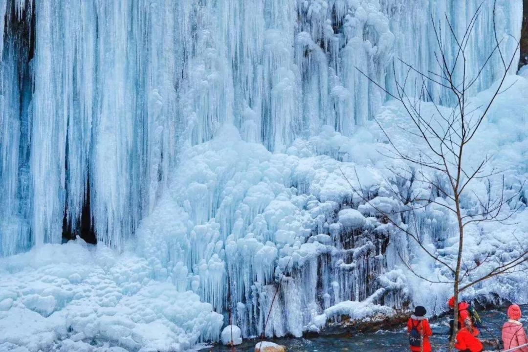 12月30日活动召集:世界级最震撼冰瀑——虎牙大峡谷3日自驾
